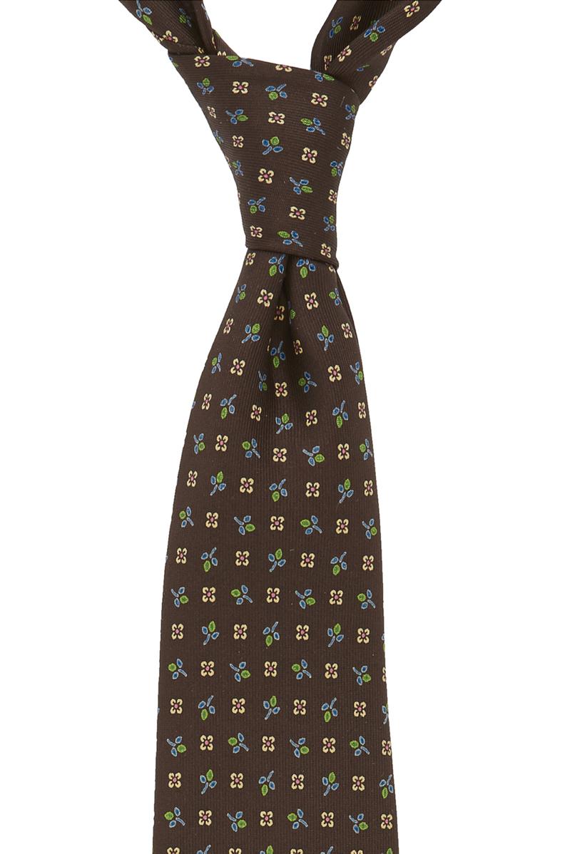 Shaun Gordon Franklin Floral Print Tie.