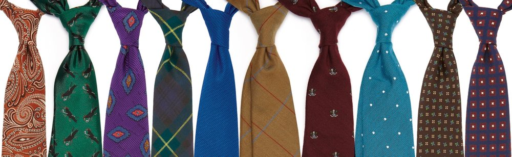 Shaun Gordon Ties Collection