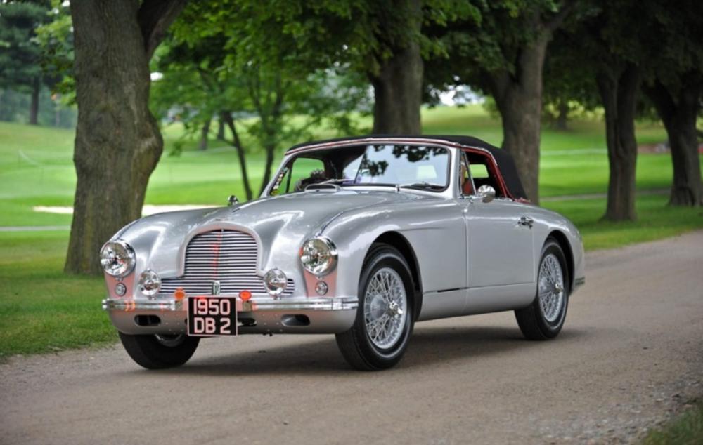 1950s Aston Martin DB2