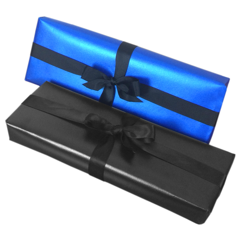 Wrap this tie as gift for £4.95 -
