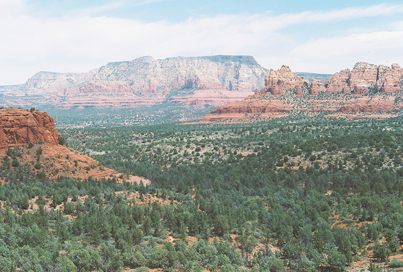 In Sedona, something beautiful is ALWAYS on the horizon.