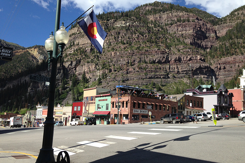 "Ouray is a storybook mountain town nestled in the San Juan Mountains. The Lord only knows how this beautiful place didn't become a National Park.  Are you wondering how to pronounce this dreamy village's name? I was wondering too! A local told us it sounds exactly like 'Urr-Ay,"" as in hip-hip Ouray!"