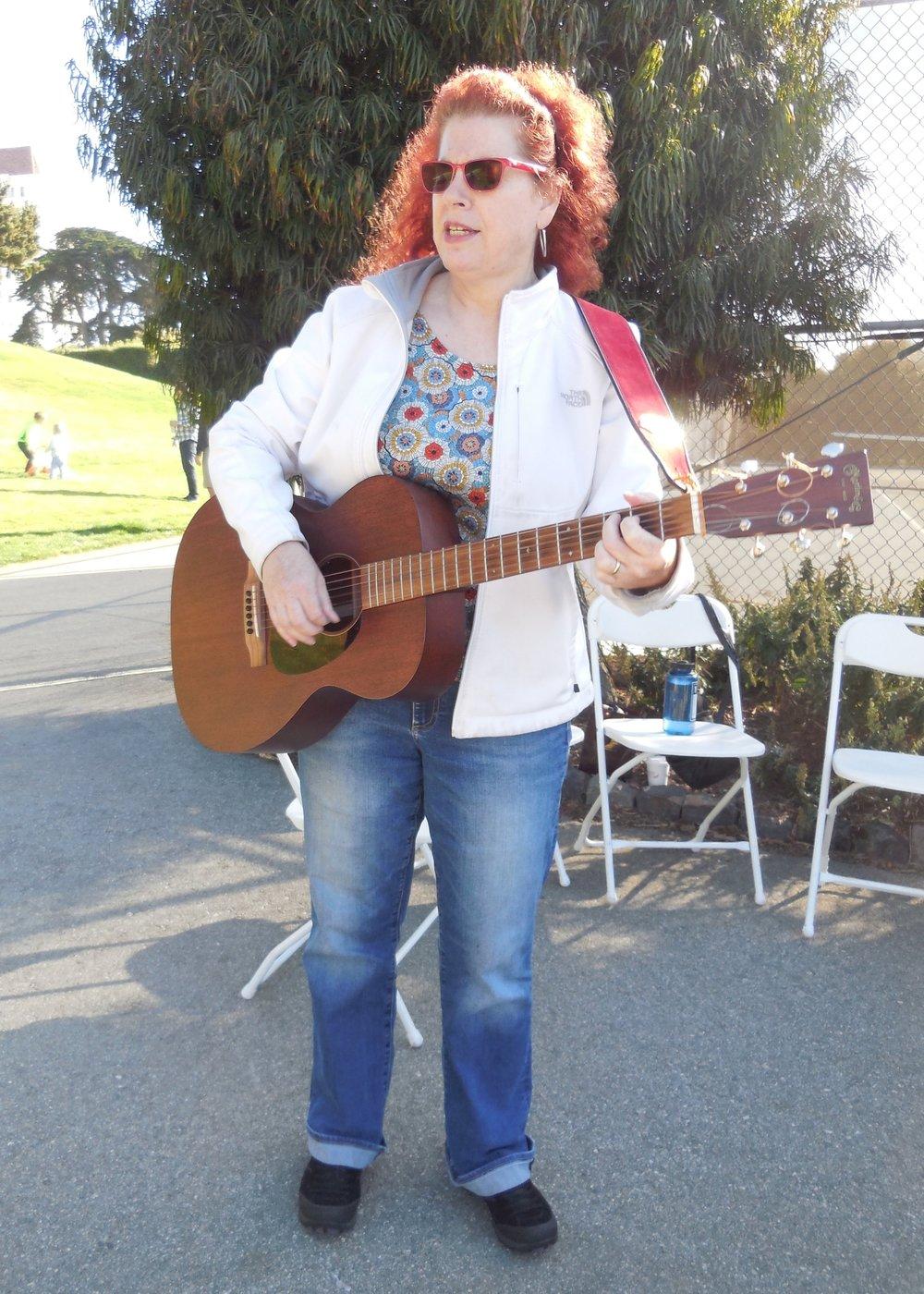 Anna Karney, musician