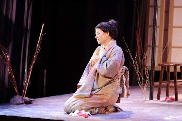 Suzuki in Madama Butterfly-Opera Coeur D'Alene