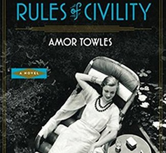Rules of Civility was a delightful vacay read about life and love in NYC in the 30s and beyond.