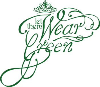 Let Them Wear Green is an organic perfume company.