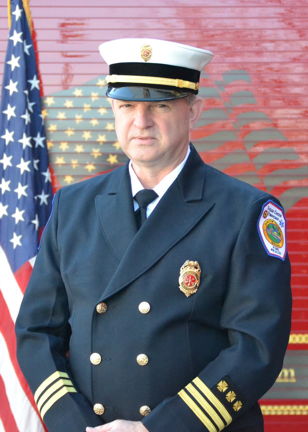 Division Chief Randy Brandlein -Prevention-