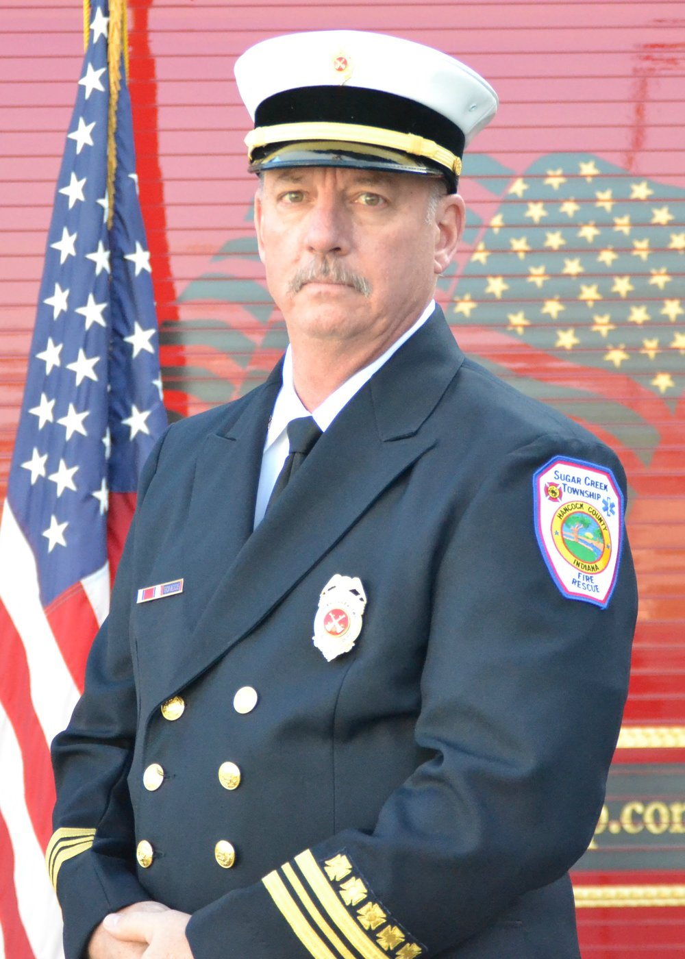 Battalion Chief Joe Fitzgerald -B-