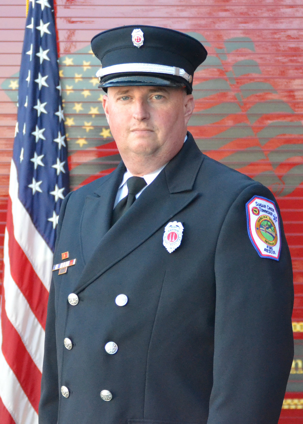 Captain Greg Hunt -EMS Coordinator-