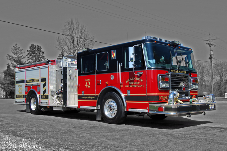 Firehouse 42 Apparatus