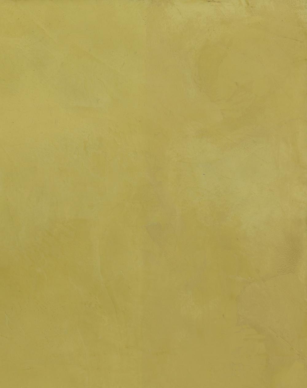 Spring Yellow Venetian Plaster