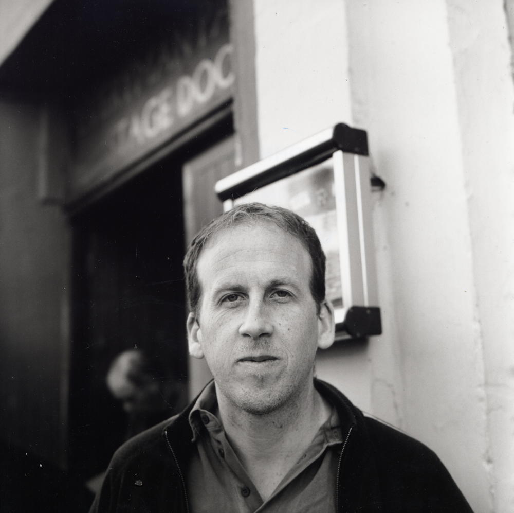 Declan Meade. Photo by John Minihan