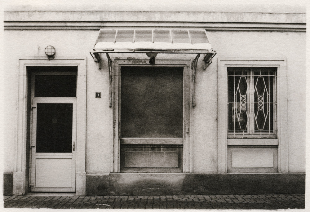 France    Silver Gelatin Print, France, 2014