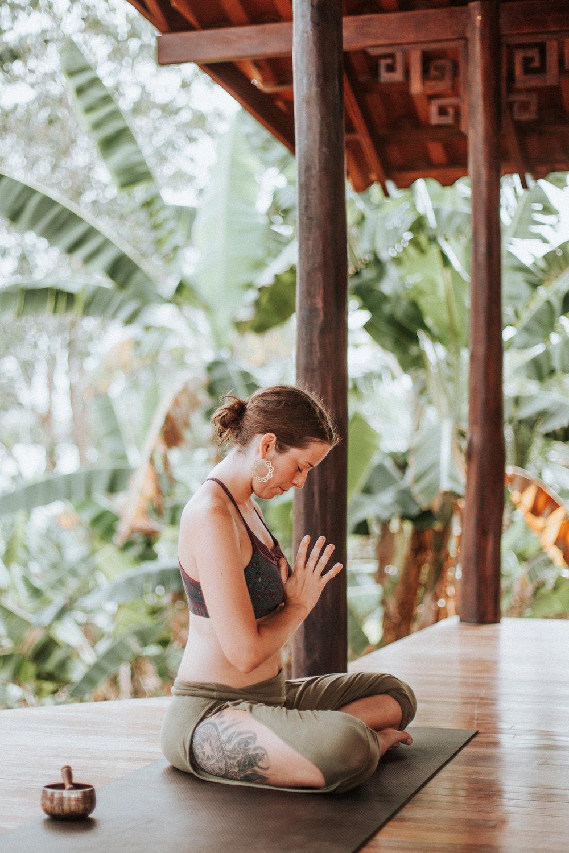 Meditate - yoga, retreats, & healing