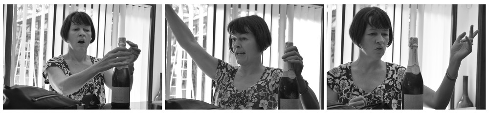 Anne and the Champagne