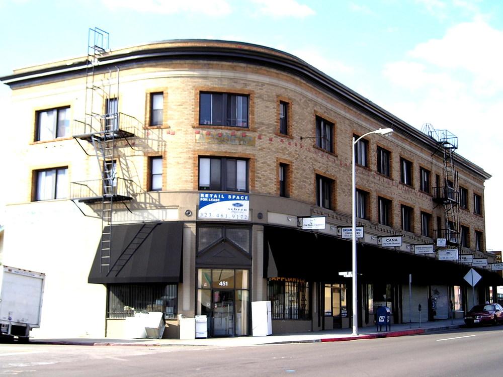 Alexandria Ave Los Angeles, CA