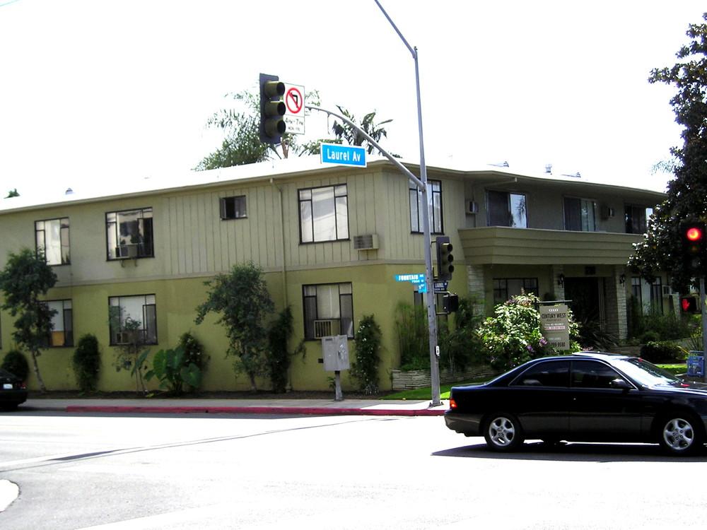 N Laurel Ave West Hollywood, CA