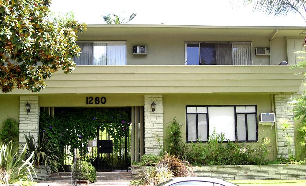 N Laurel Ave West Hollywood