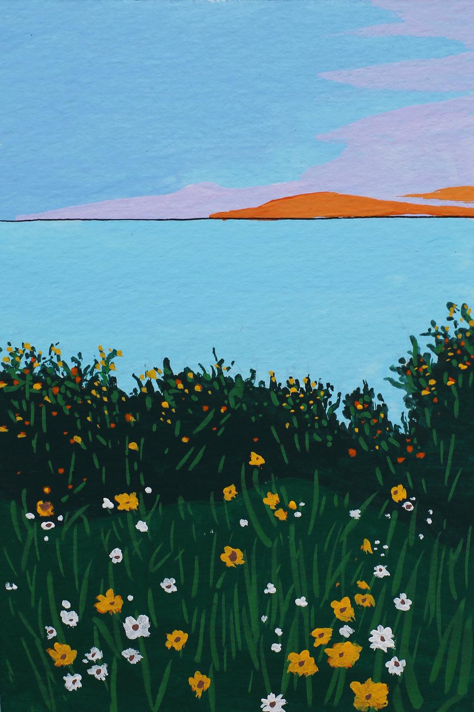 Flowering Bluff