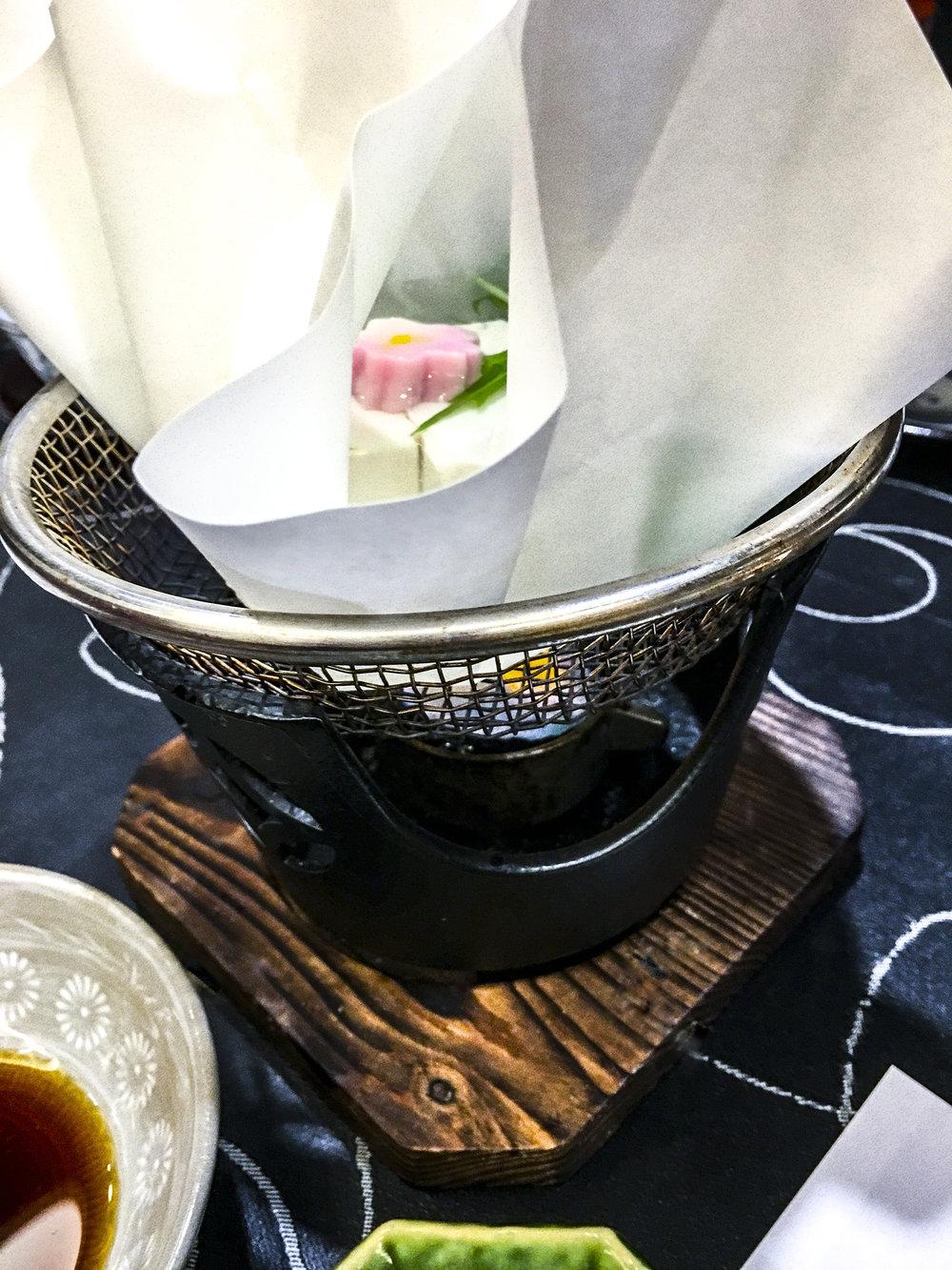 Kaiseki detail 4