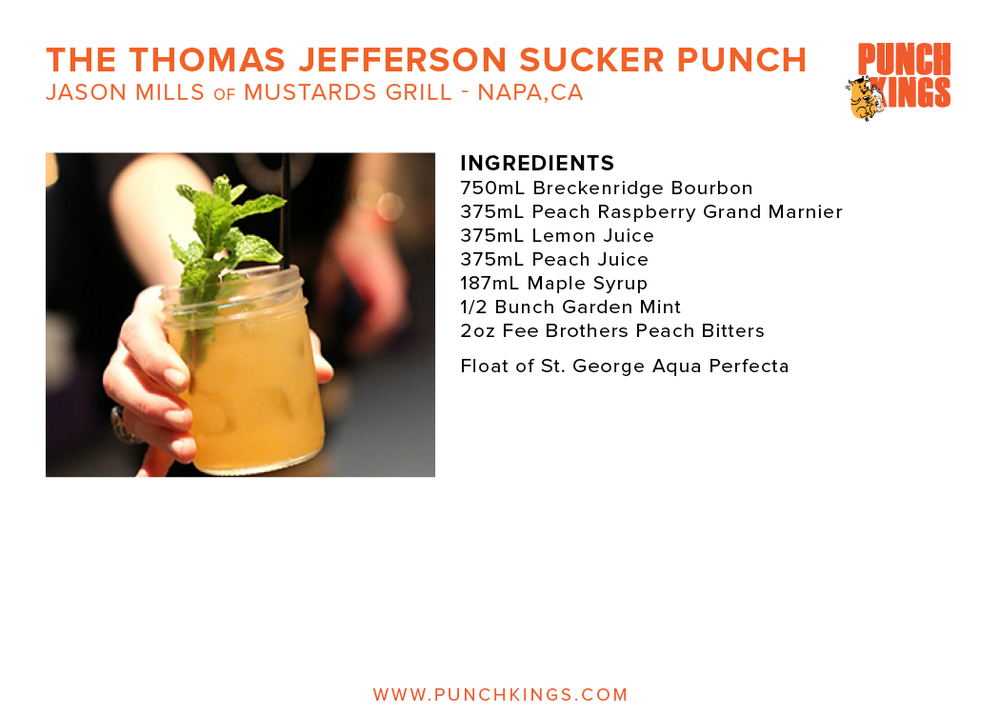 The Thomas Jefferson Sucker Punch