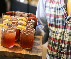 Southern Picnic Punch by Ed Jenks of Vidalia