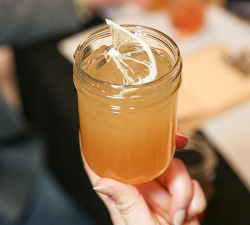 WINNING PUNCH RECIPE BRITT TRACY OF HEYDAY, MINNEAPOLIS