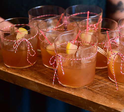 WINNING PUNCH RECIPE TRACY ARDOIN-JENKINS OF NICKY'S COAL FIRED, NASHVILLE
