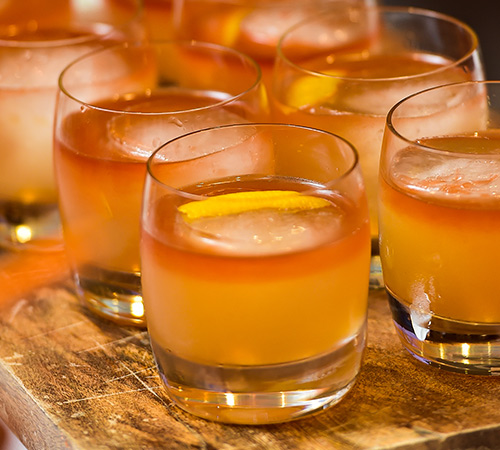 WINNING PUNCH RECIPE by James Wampler of Proof & Provision