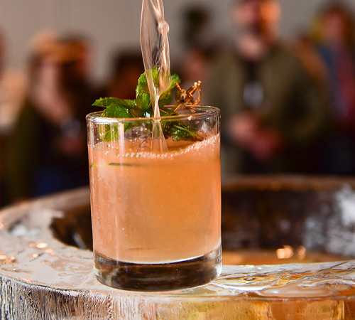 WINNING PUNCH RECIPE  TOM WALKER OF PIG BLEECKER - NEW YORK CITY