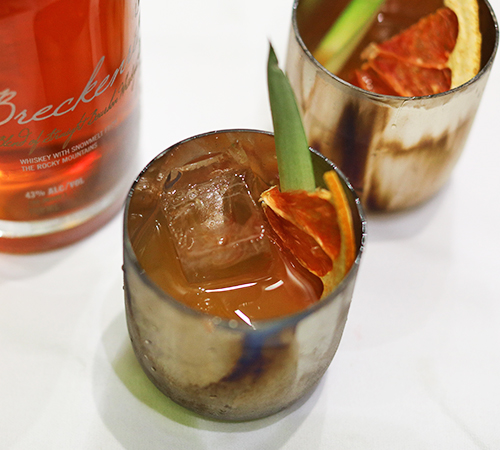 WINNING PUNCH RECIPE BY  ADRIAN CORONA OF HABITAT - MIAMI