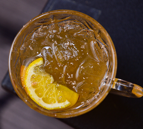 WINNING PUNCH RECIPE BY  PATRICK MURPHY OF BICAMERAL MIND - DENVER