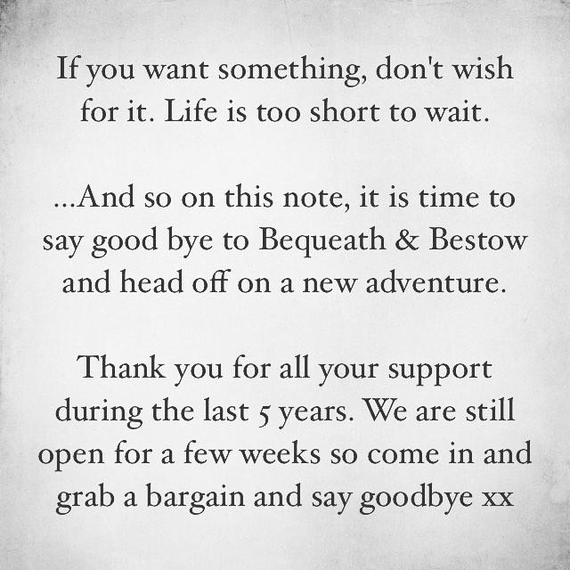 #thankyou #goodbye #baysidemelbourne #baysidebusiness