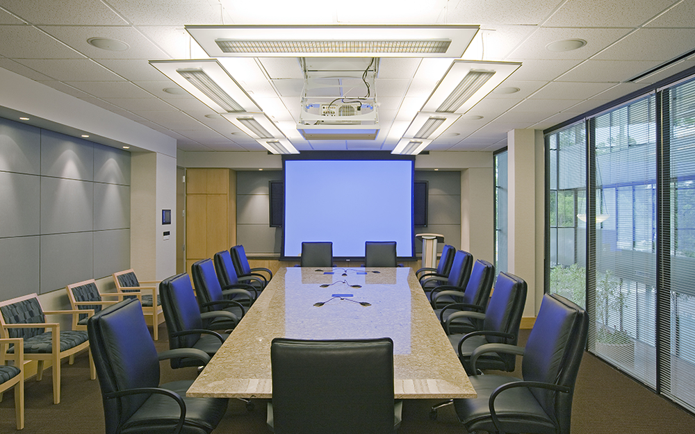 intermarine video conference room houston texas - Conference Hall Interior Design