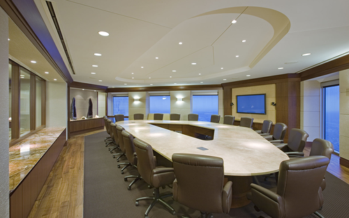 Conference Rooms Acacia - Expandable conference room table