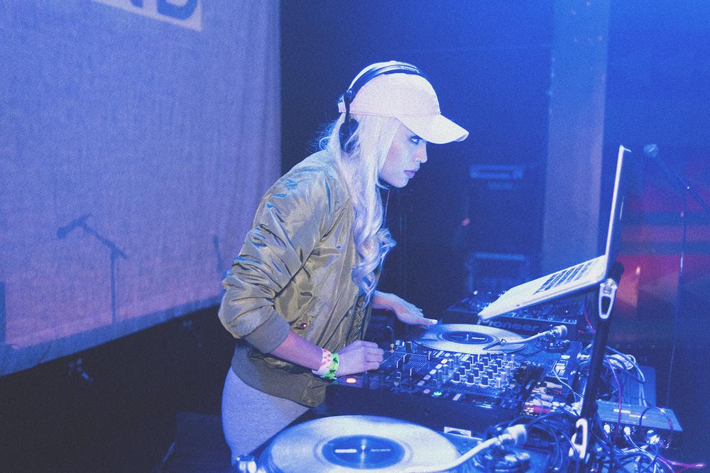 DJ Amy Pham