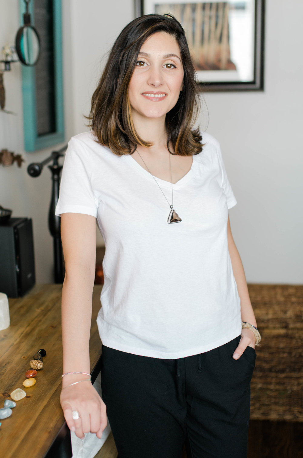 Kiriaki (Kiki) Pertesis, Owner, Esthetician, Massage Therapist