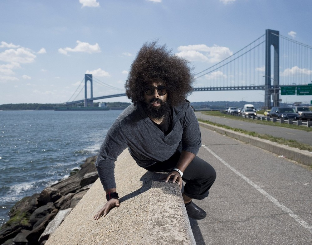 REGGIE WATTS IS SATURDAY'S KEYNOTE SPEAKER