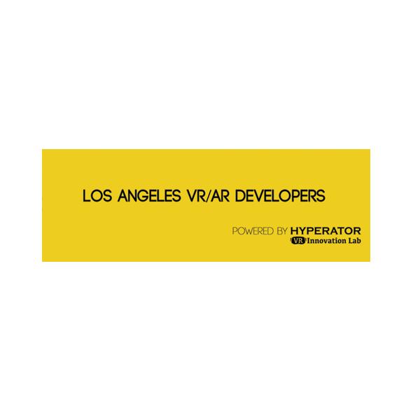 LA VR/AR Developers