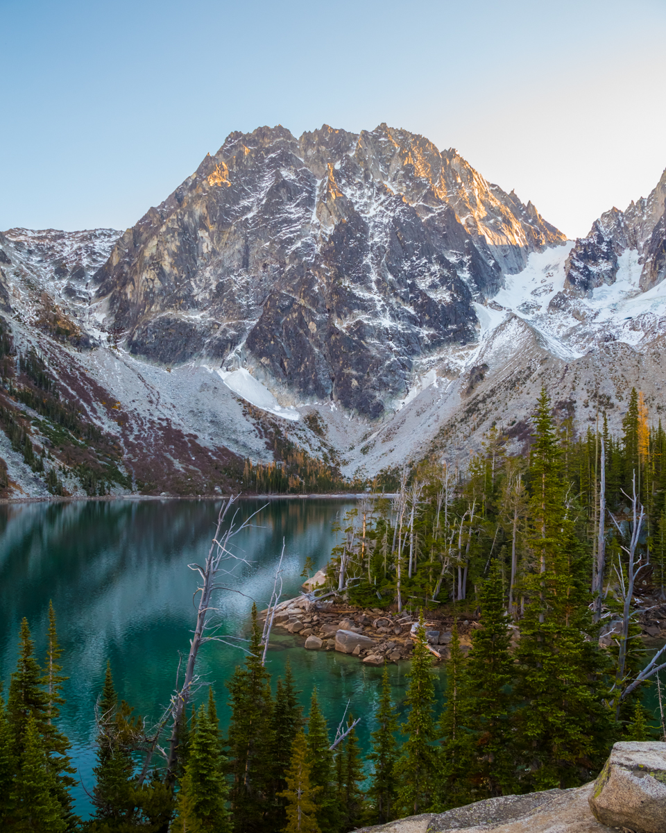 Colchuck Lake (Vertical)