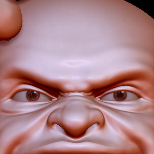 The Blob 3d Sculpt