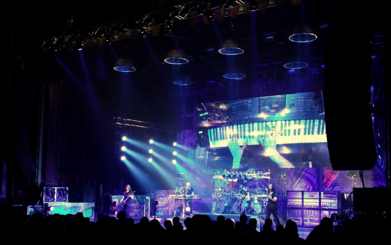 Dream Theatre in Milwaukee