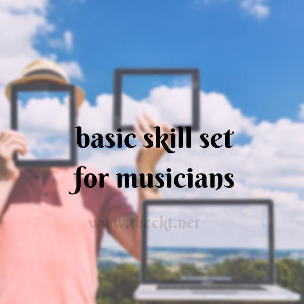 basic skill set musician the cocoknot theori
