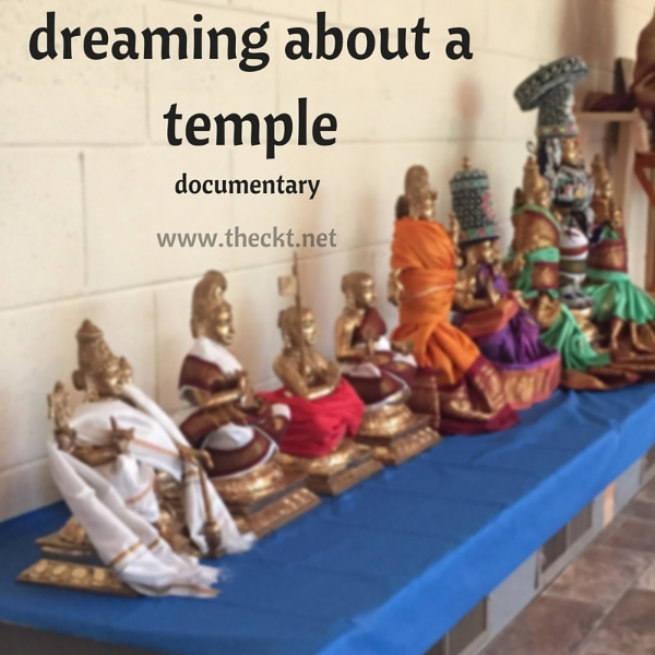 temple documentary new berlin the cocoknot theori krish narayanan