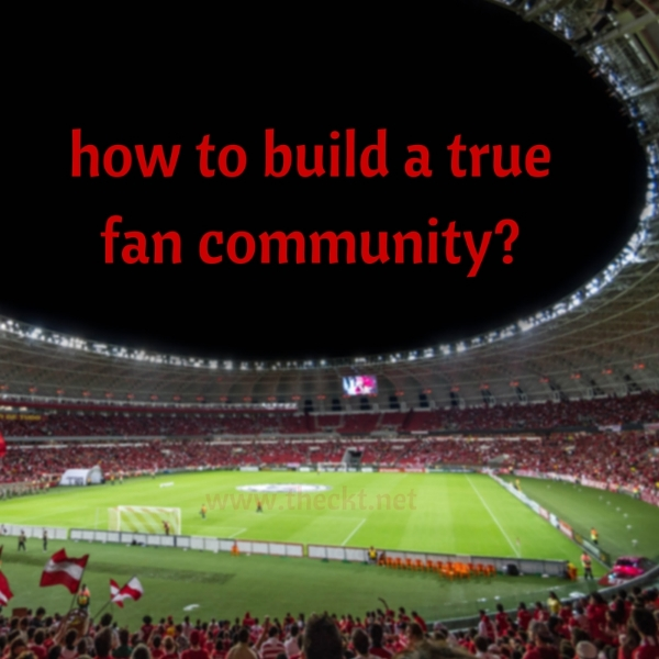 build true fan community the cocoknot theori