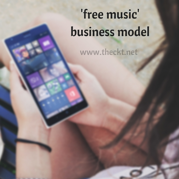 free music business model the cocoknot theori