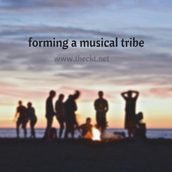 musicians tribe forming the cocoknot theori