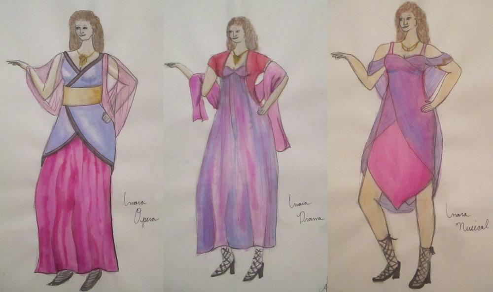 Costume Design: Opera/Drama/Musical