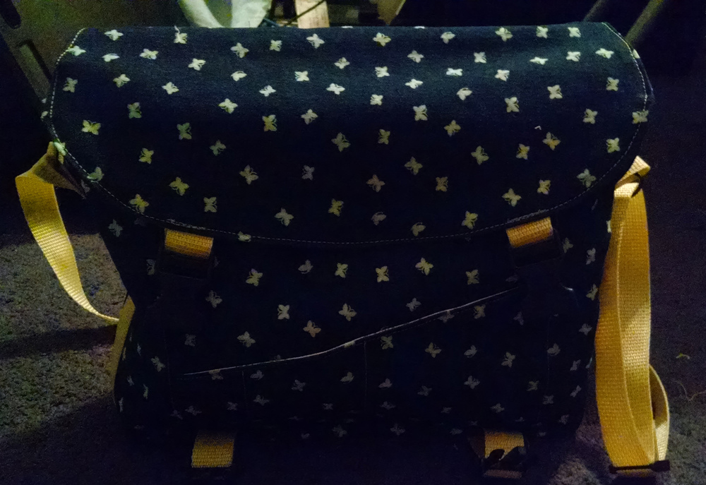 Bag # 2 Sitting Up