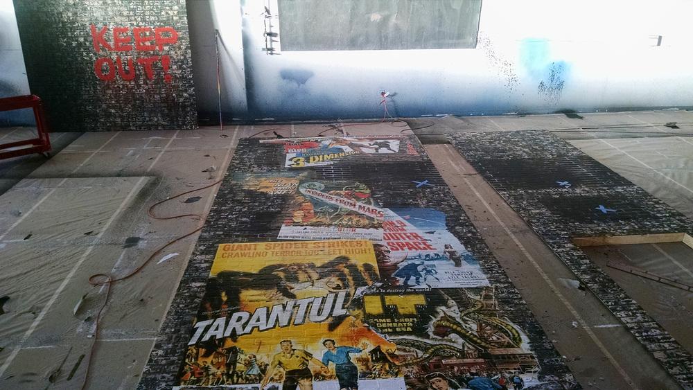 LSOH Brick and Posters
